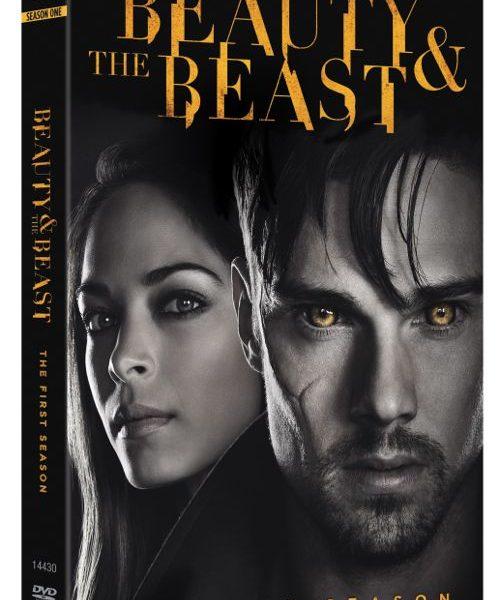 BEAUTY AND THE BEAST Season 1 DVD