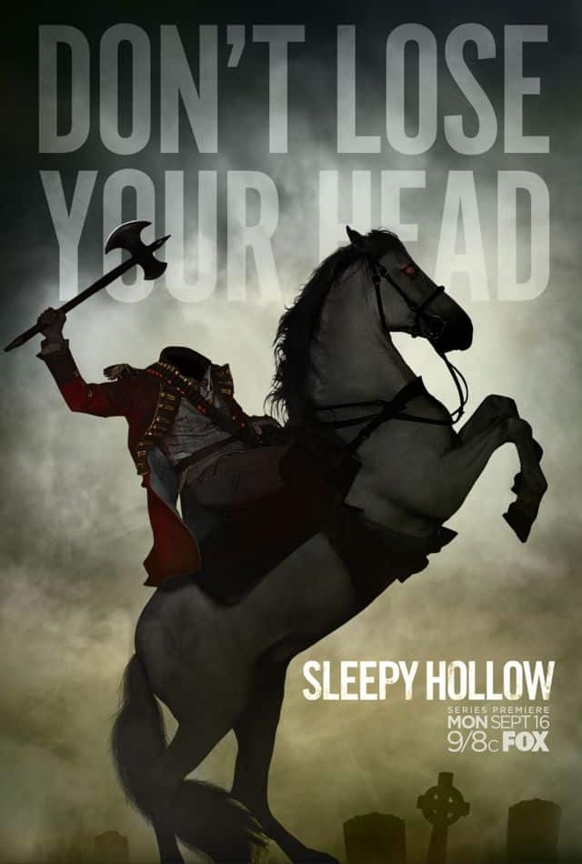 Sleepy Hollow Poster FOX