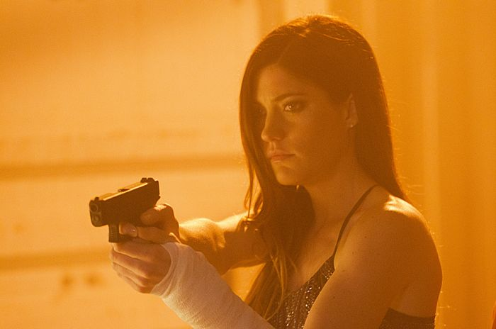 Jennifer Carpenter as Debra Morgan in Dextex