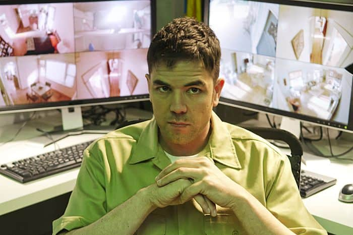 Aaron McCusker as A.J. Yates in Dexter