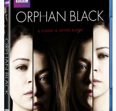 Orphan Black Bluray