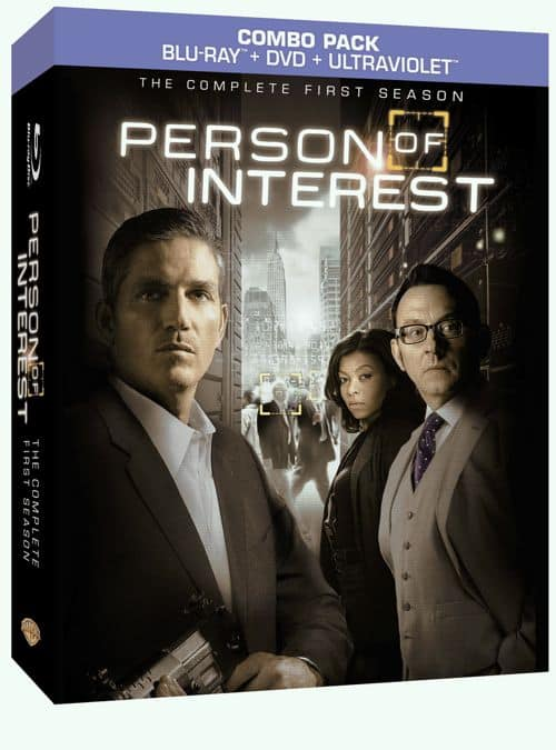 Person Of Interest Season 1 Bluray