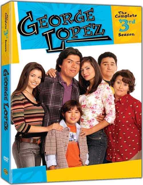 George Lopez Season 3 DVD