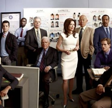Major Crimes Cast TNT
