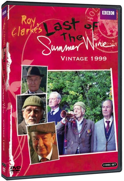 Last Of The Summer Wine Vintage 1999 DVD
