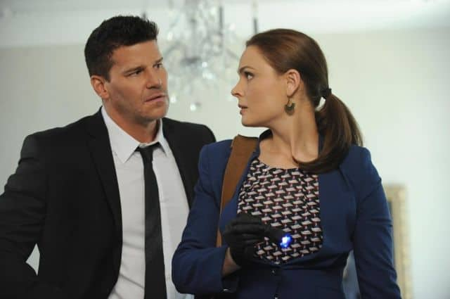 Bones The Secrets In The Proposal