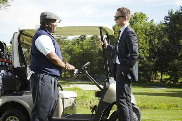 Wendell Pierce as Robert Zane, Patrick J. Adams as Michael Ross Suits - Season 3