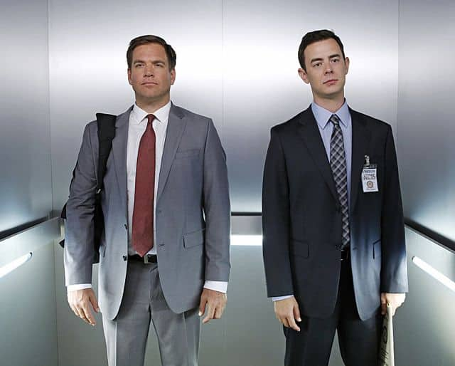 Michael Weatherly Colin Hanks NCIS Whiskey Tango Foxtrot