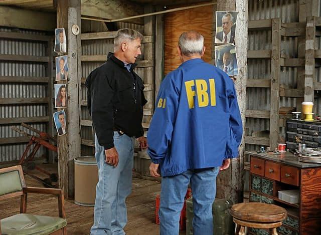 Mark Harmon Joe Spano NCIS Whiskey Tango Foxtrot