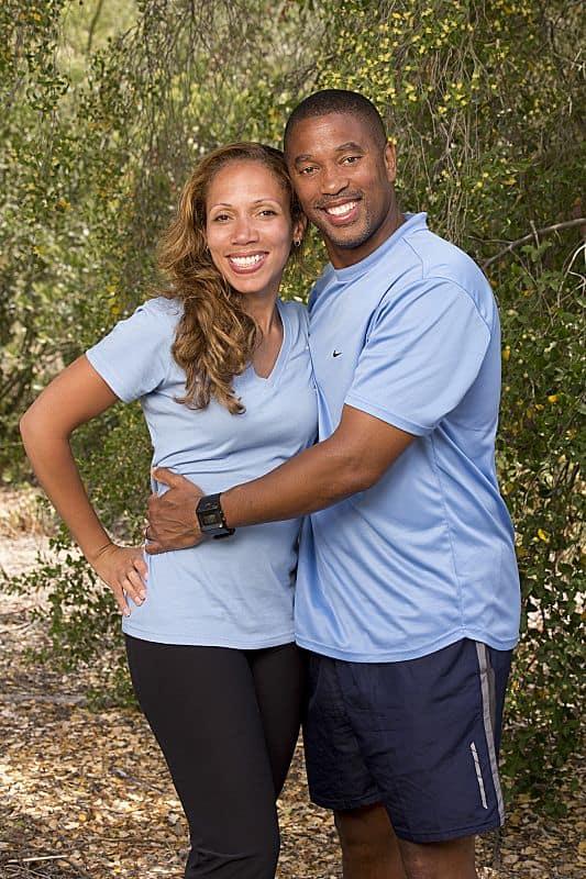 Nicole and Travis Jasper The Amazing Race