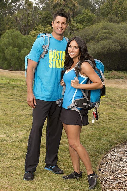 Jason Case Amy Diaz The Amazing Race