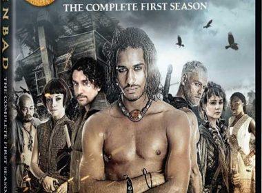 Sinbad Season 1 DVD