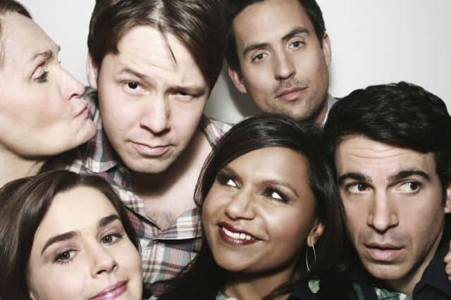 The Mindy Project Cast Season 2