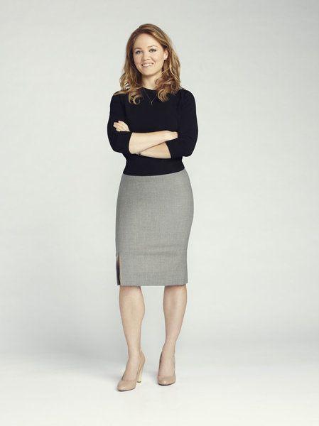 Erika Christensen as Julia Braverman-Graham Parenthood Season 5