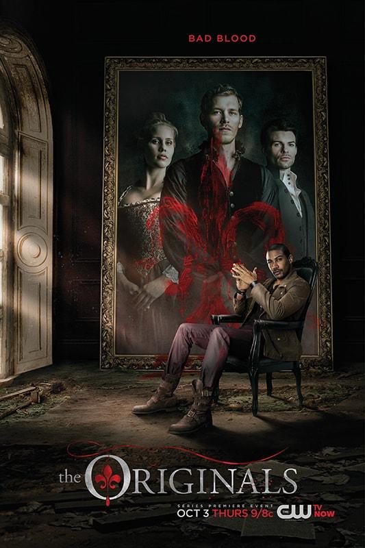 THE ORIGINALS Poster The CW