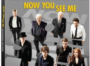Now You See Me Bluray