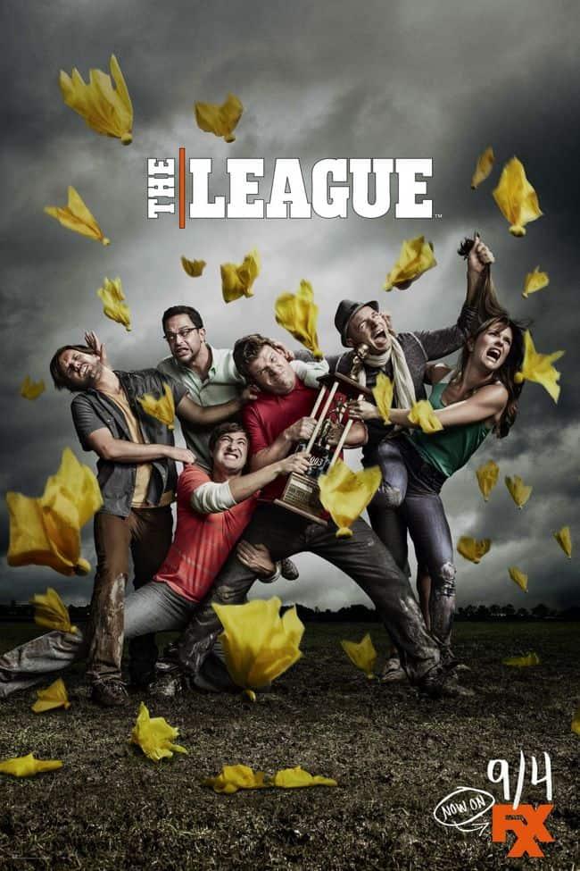 The League Season 5 Poster