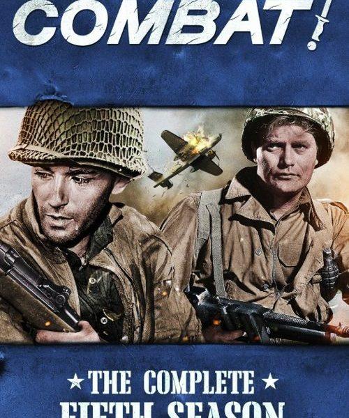 Combat Season 5 DVD