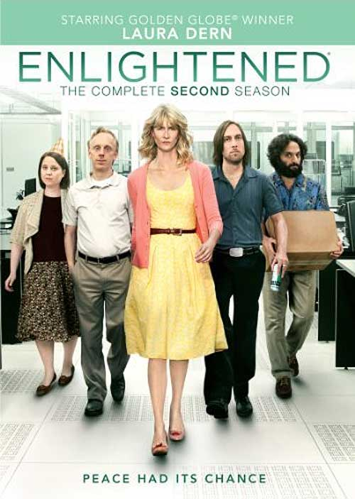 Enlightened Season 2 DVD