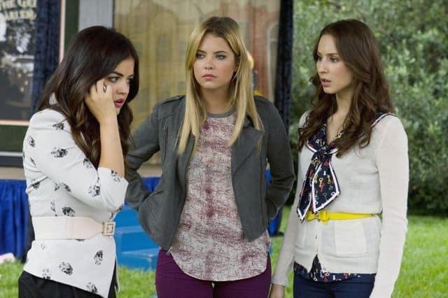PRETTY LITTLE LIARS Season 4 Episode 12 Now You See Me Now You Dont 4