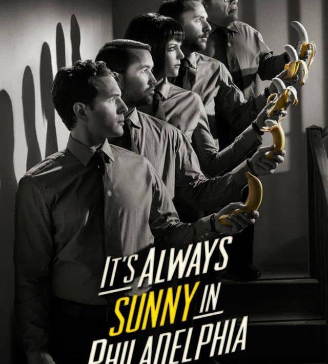 IT'S ALWAYS SUNNY IN PHILADEPHIA - Season 9 Key Art