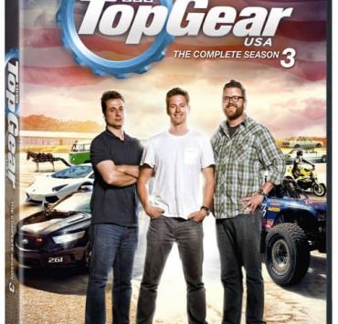 Top Gear USA Season 3 DVD
