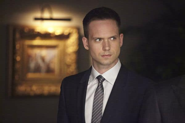 Suits Patrick J. Adams as Michael Ross