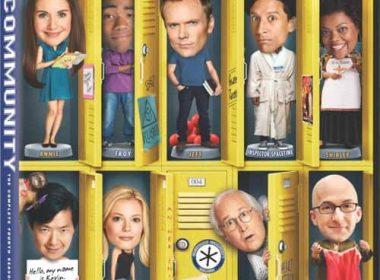 Community Season 4 DVD