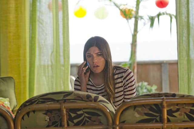 Jennifer Carpenter as Debra Morgan in Dexter