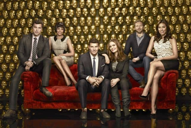 Bones Season 9 Cast Photo