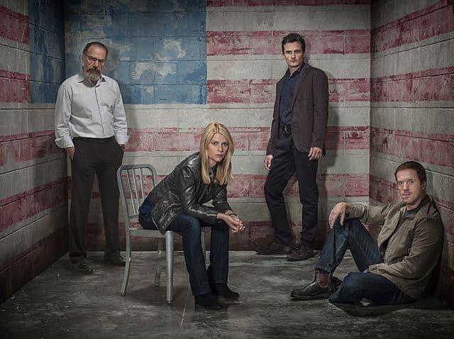 Homeland Season 3 Cast
