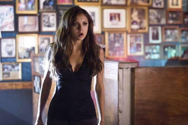 """The Vampire Diaries """"Original Sin"""" Nina Dobrev as Katherine"""