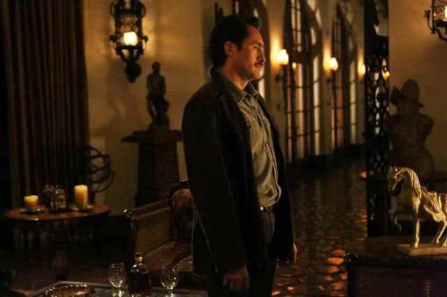Demian Bechir as Marco Ruiz The Bridge