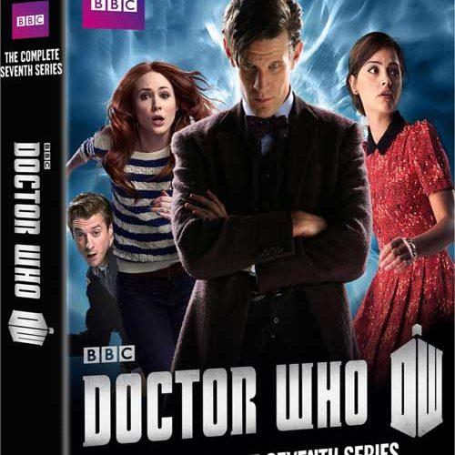 Doctor Who Season 7 Bluray