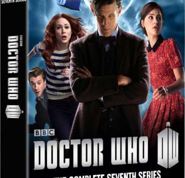 Doctor Who Season 7 DVD