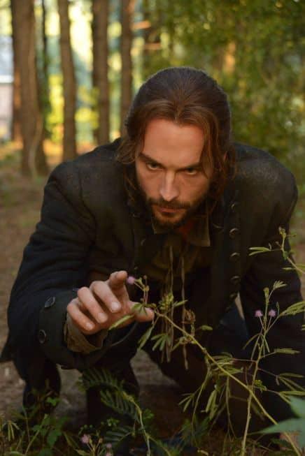 SLEEPY HOLLOW: Ichabod Crane (Tom Mison) searches for Abbie's sister