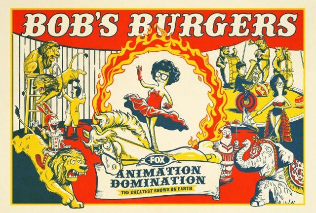 Bobs Burgers Season 4 Poster