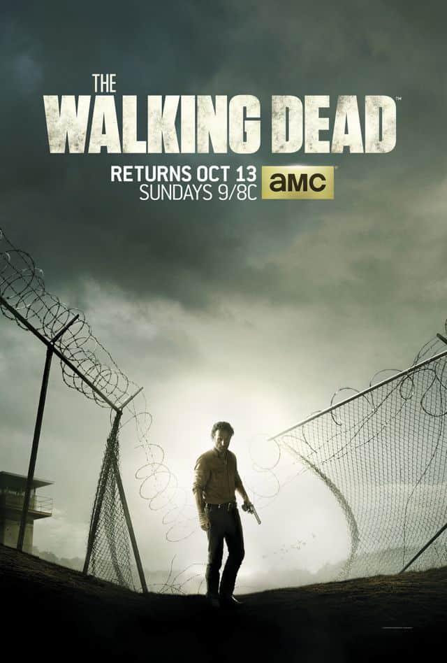The Walking Dead Season 4 Poster 2