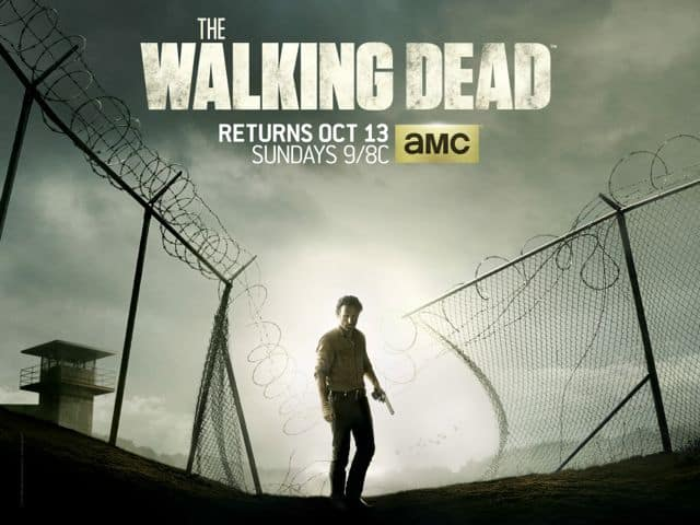 The Walking Dead Season 4 Poster 1