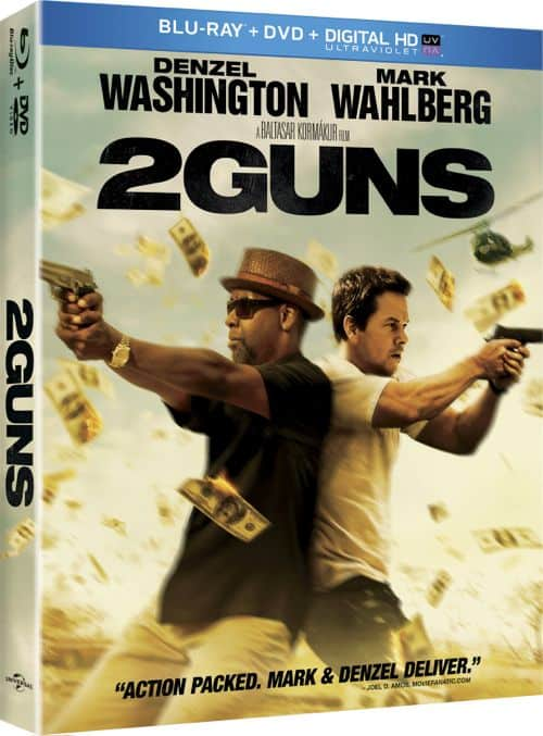 2 Guns Bluray