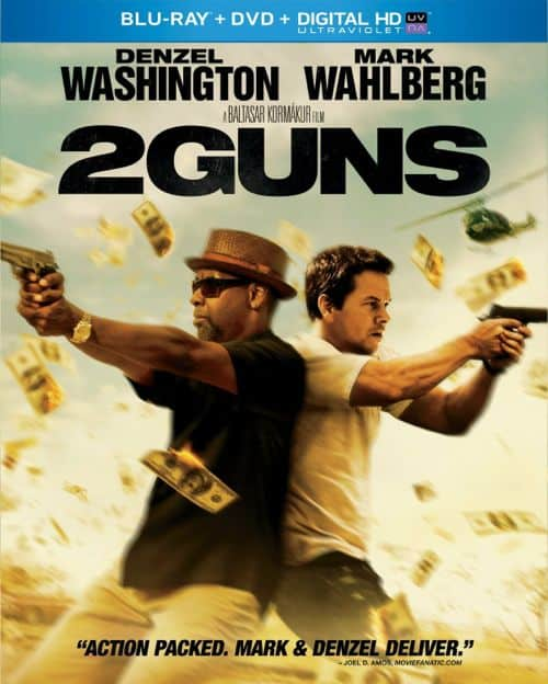 2 Guns Bluray DVD