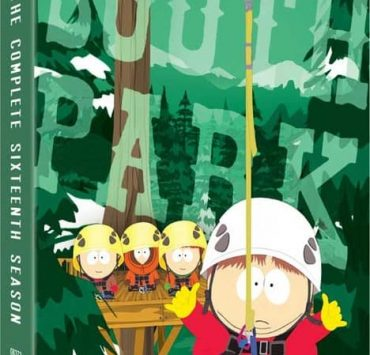 SOUTH PARK Season 16 BLURAY