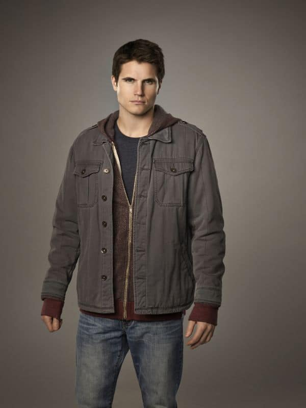 Robbie Amell as Stephen The Tomorrow People