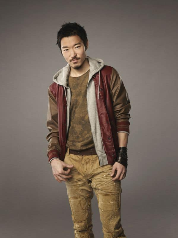 Aaron Yoo as Russell The Tomorrow People