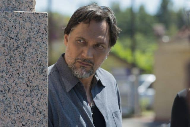 Jimmy Smits as Nero Padilla Sons Of Anarchy