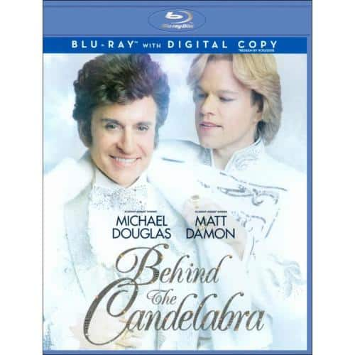 Behind The Candelabra Bluray