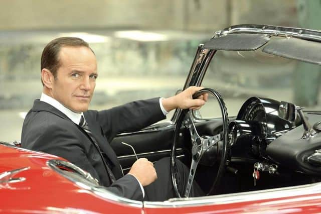 "ABC's ""Marvel's Agents of SHIELD"" stars Clark Gregg as Agent Phil Coulson"