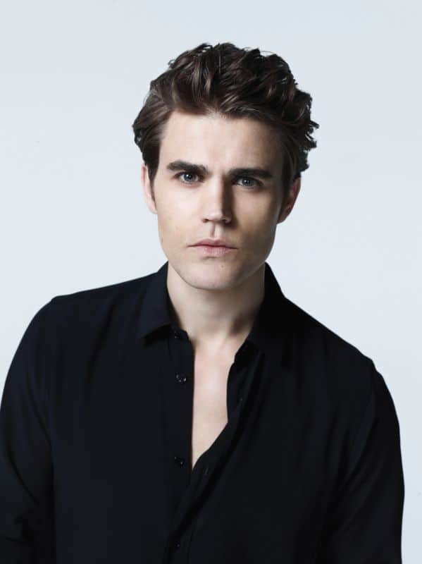 Paul Wesley as Stefan The Vampire Diaries