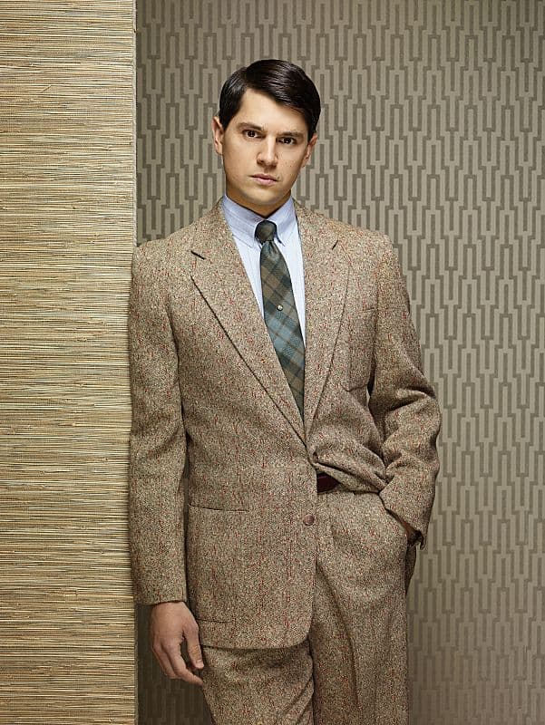 Nicholas D'Agosto as Dr. Ethan Haas in Masters of Sex