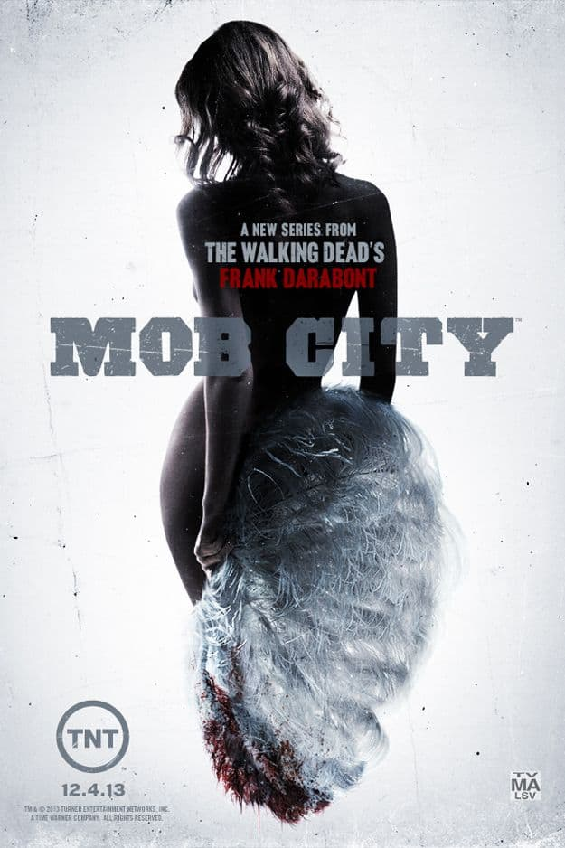 Mob City TNT Poster